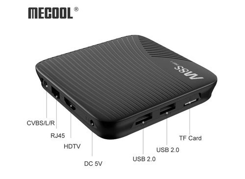 Android Smart TV Box M8S Pro l 3/16GB M8SPRO