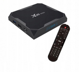 TV BOX X96 MAX 4/64 GB ANDROID SMART TV KODI