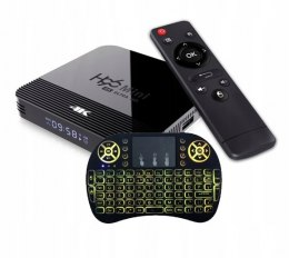 H96 MINI ANDROID TV BOX 2/16 GB KODI 4K+KLAWIATURA